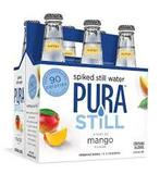 Pura Still Spiked Water/Mango Beer