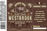 Westbrook Udderly Milk Stout beer