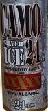 Camo Silver beer