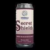 Springdale Secret Shields Beer