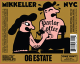 Mikkeller NYC OG Estate beer