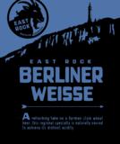 East Rock Berliner Weisse beer