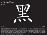 Mikkeller Black Stout Beer