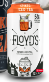 Floyd's Spiked Iced Tea beer
