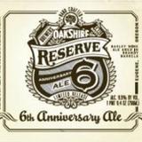 Oakshire 6 beer