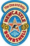 Newcastle Bombshell beer