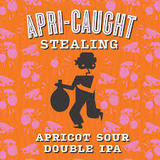 DuClaw Apri-Caught Stealing beer