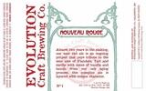 Evolution Nouveau Rouge beer