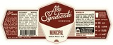 Ale Syndicate Municipal IPA beer