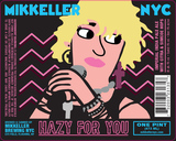 Mikkeller NYC Hazy For You beer