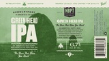 Newburyport Green Head IPA Beer