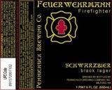 Pennichuck Feuerwehrmann Schwarzbier beer