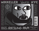 Mikkeller NYC Riesling Papi Beer