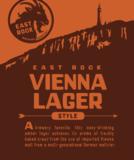 East Rock Vienna Lager beer