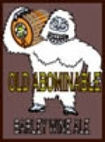 Stoudt's Old Abominable Barleywine beer