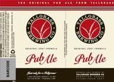 Tallgrass Pub Ale beer