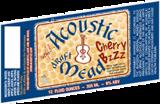 Acoustic Mead Cheri-Beri Bzzz beer