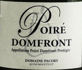 Domaine Pacory Poire Domfront Pear Cider Beer