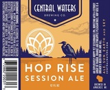 Central Waters Hop Rise Beer