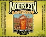 Christian Moerlein Saengerfest beer