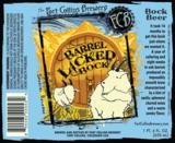 Fort Collins Barrel Licked Bock beer