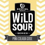 DESTIHL Wild Sour Series: Piña Colada Gose beer
