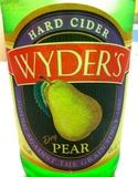 Wyder's Dry Pear Cider beer