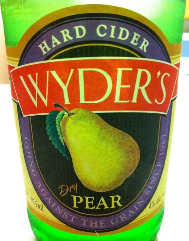 Wyders Dry Pear Cider Beer