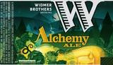 Widmer Brothers Alchemy Ale beer