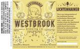 Westbrook Lichtenhainer beer