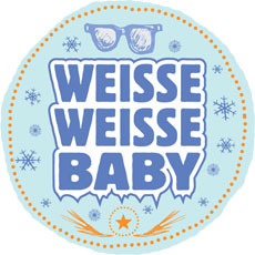 Westbrook Weisse Weisse Baby beer Label Full Size