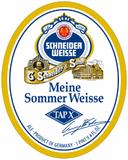 Schneider Weisse Tap X Meine Sommer Weisse beer