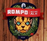 Jackalope Rompo Red beer