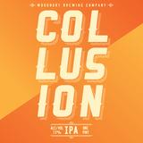Woodbury Collusion IPA beer