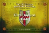 St. George Nut Brown Ale Beer