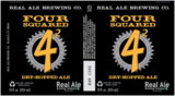 Real Ale 4-Squared beer