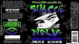 Pipeworks Simcoe Ninja beer
