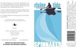 Rising Tide Spinnaker beer