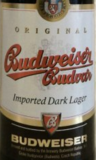 Budvar Dark beer
