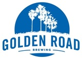 Golden Road Black IPA beer