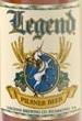 Legend Pilsner beer