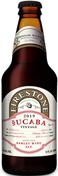 Firestone Walker Sucaba 2019 beer Label Full Size