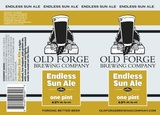 Old Forge Endless Sun beer