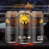 Icarus/Dark City/Last Wave Jersey Triad beer