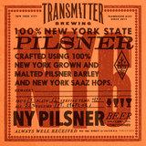 Transmitter NY6 Pilsner beer