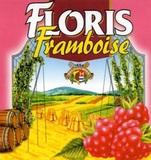 Floris Framboise Raspberry beer