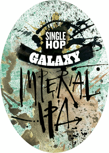 Flying Dog Single Hop Imperial IPA (Galaxy) Beer