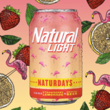 Natural Light Naturdays beer