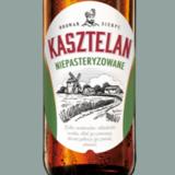 Kasztelan Unpasteurized beer