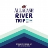 Allagash River Trip beer Label Full Size